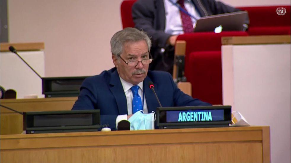 Argentina renovó el reclamo por la presencia y las acciones unilaterales británicas en Malvinas