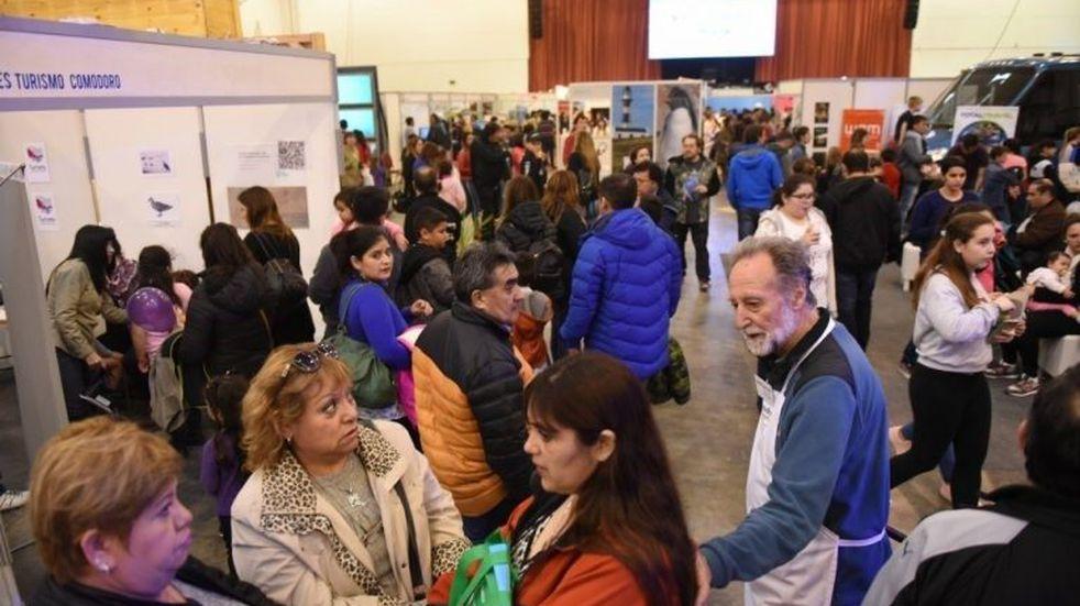 Piedra Buena presente en la Expoturismo 2019 de Comodoro Rivadavia