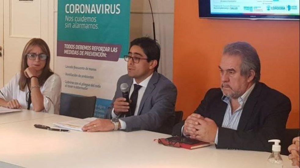 Coronavirus: el Ministerio de Salud provincial señala que habrá que usar barbijo