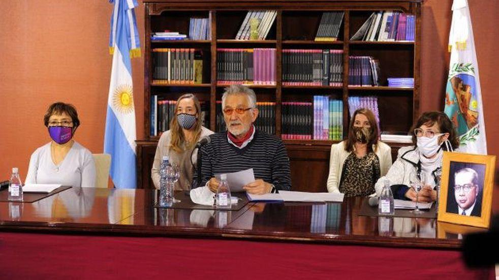 San Luis registró un caso positivo y 3 sospechosos por coronavirus