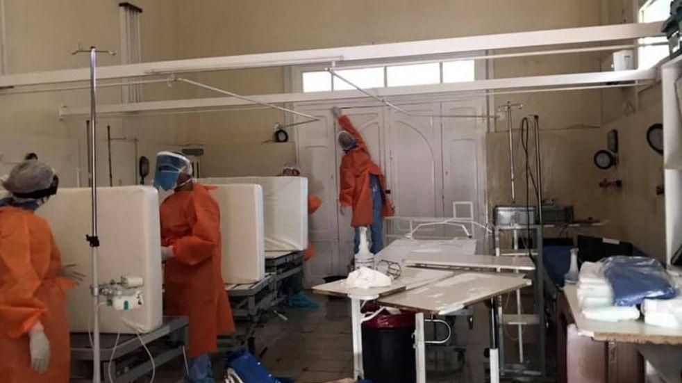 El Concejo Deliberante solicita información sobre la situación del Hospital Pintos
