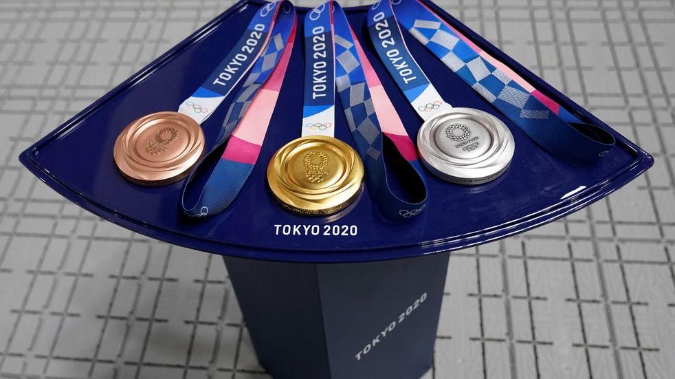 China sigue liderando el medallero de los Juegos Olímpicos de Tokio 2020