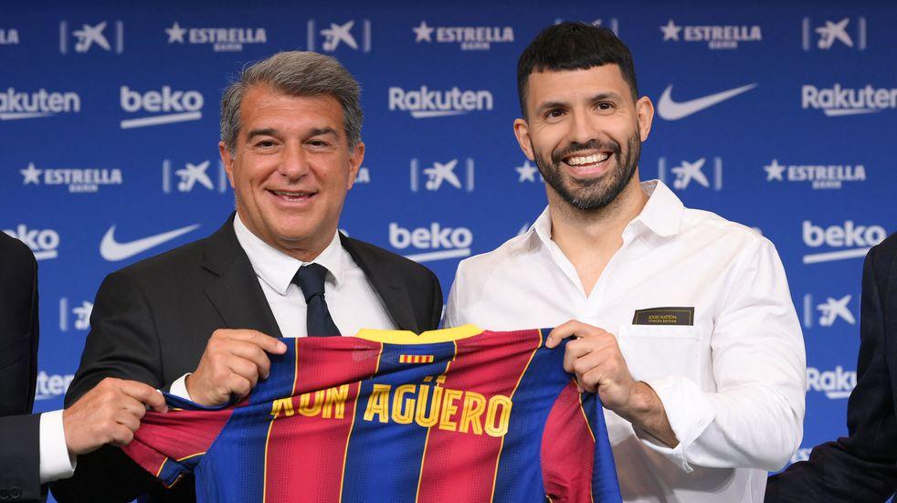 Kun Agüero dio pistas sobre el futuro de Lionel Messi en Barcelona