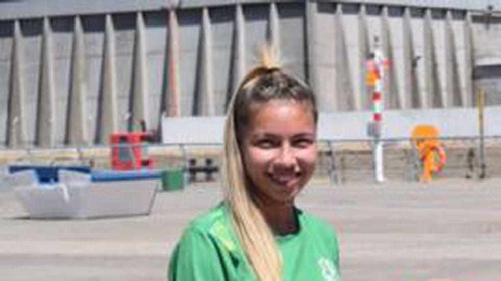 Julieta Romero será la primera puntaltense en ser profesional de fútbol