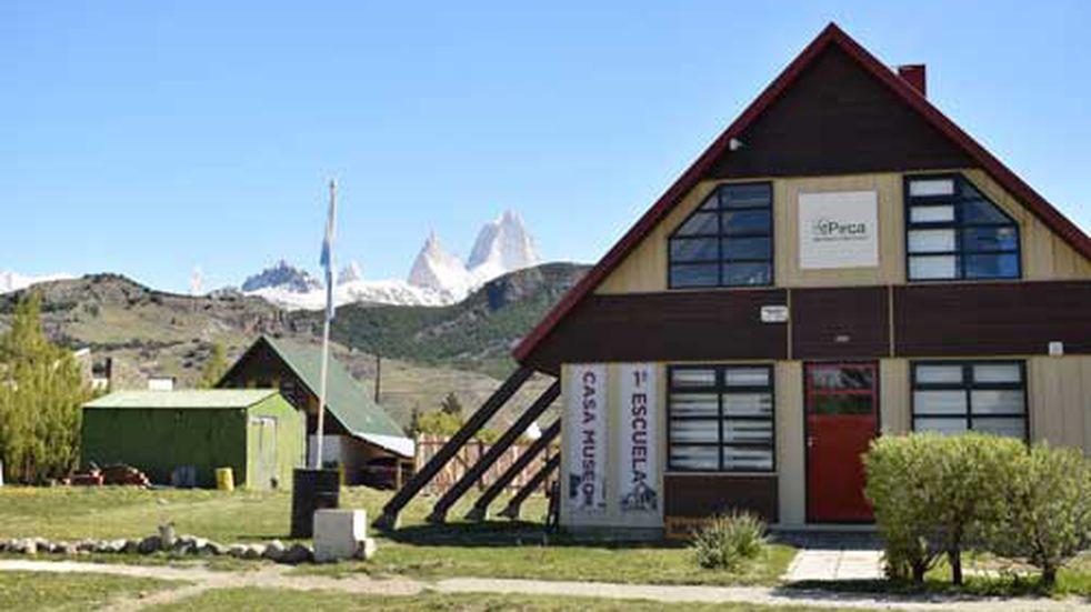 El Chaltén: la Casa Museo Primera Escuela ya forma parte del Registro de Museos Argentinos