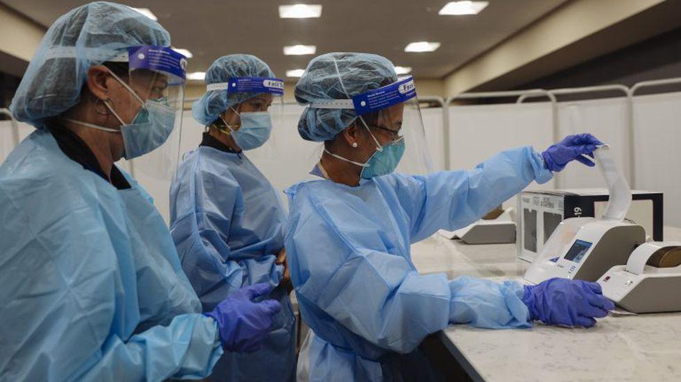 Coronavirus: 446 en Chubut y siete fallecidos