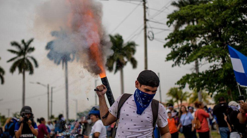 """Human Rights Watch denunció """"la creciente campaña de violencia y represión"""" en Nicaragua"""