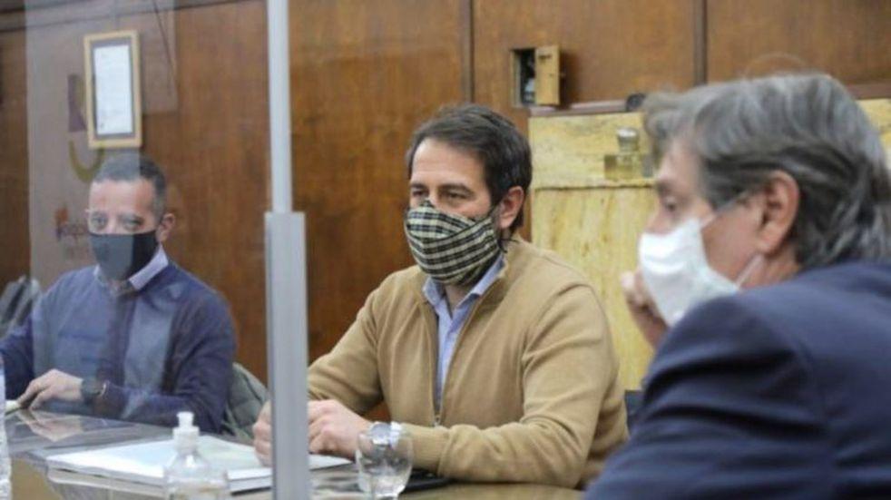 Isgro inició una ronda de consultas para conseguir el aval a las obras previstas en el Presupuesto