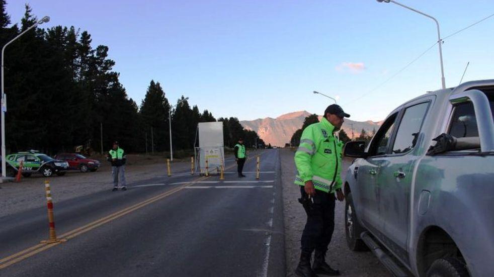 Los controles viales seguirán siendo estrictos en la Ruta Provincial 259