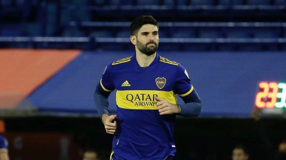 Nicolás Orsini de Morteros debutó en Boca ante Atlético Minero por la Libertadores