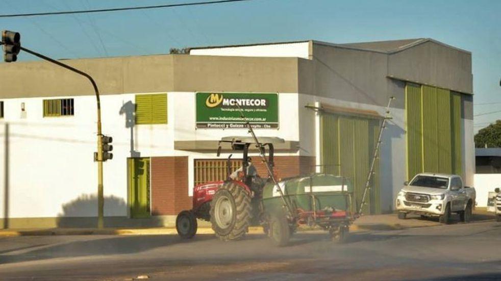 El Municipio de Arroyito sigue tomando medidas por el COVID-19