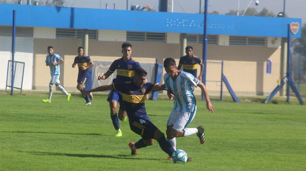 La reserva de Atlético Tucumán perdió ante Boca
