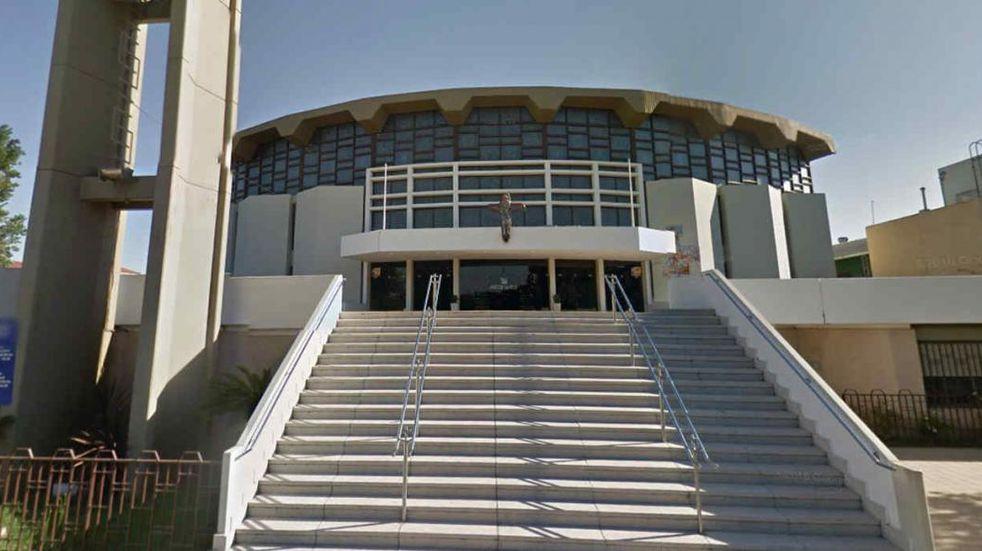 La Catedral de San Francisco (Captura Google Street View).