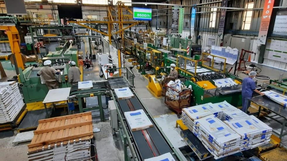 Arcor proyecta una nueva planta de envases en Misiones