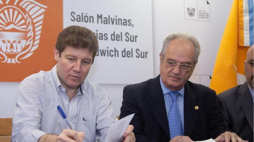 Se firmó un convenio con la UBA para realizar una auditoria de las finanzas provinciales