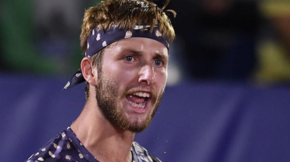 Córdoba Open: El francés Moutet sorprendió a Pella que quedó eliminado en el debut