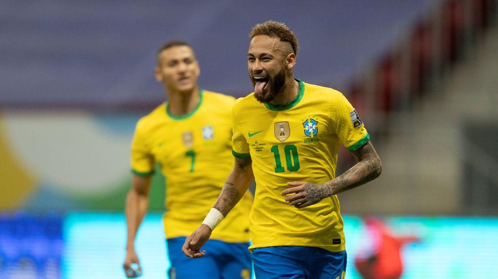 Arranca la segunda fecha de la Copa América: qué selecciones juegan y a qué hora