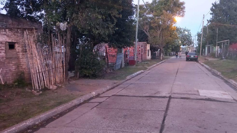 Santa Elena: un joven murió calcinado tras incendiarse la casilla donde vivía