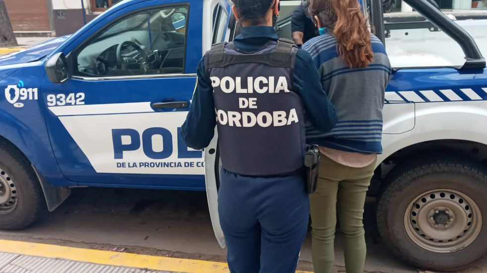 Detenidos en Villa María supuesta venta de bebé (Policía).