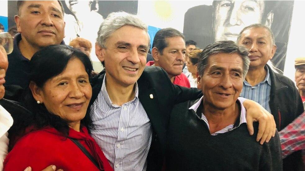 """""""Hay un hartazgo de la ciudadanía con la corrupción"""", dice Martiarena"""