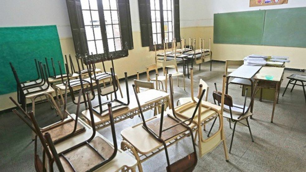 Los gremios docentes están de acuerdo con la suspensión de clases presenciales