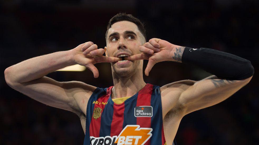 Luca Vildoza a la NBA: jugará en los New York Knicks
