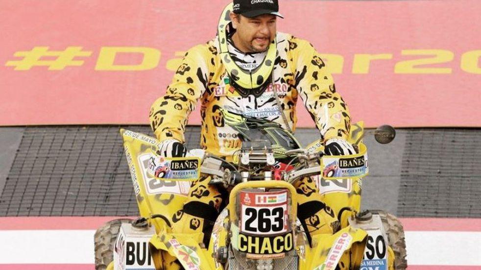 El Chaqueño Carlos Verza correrá el Dakar 2020
