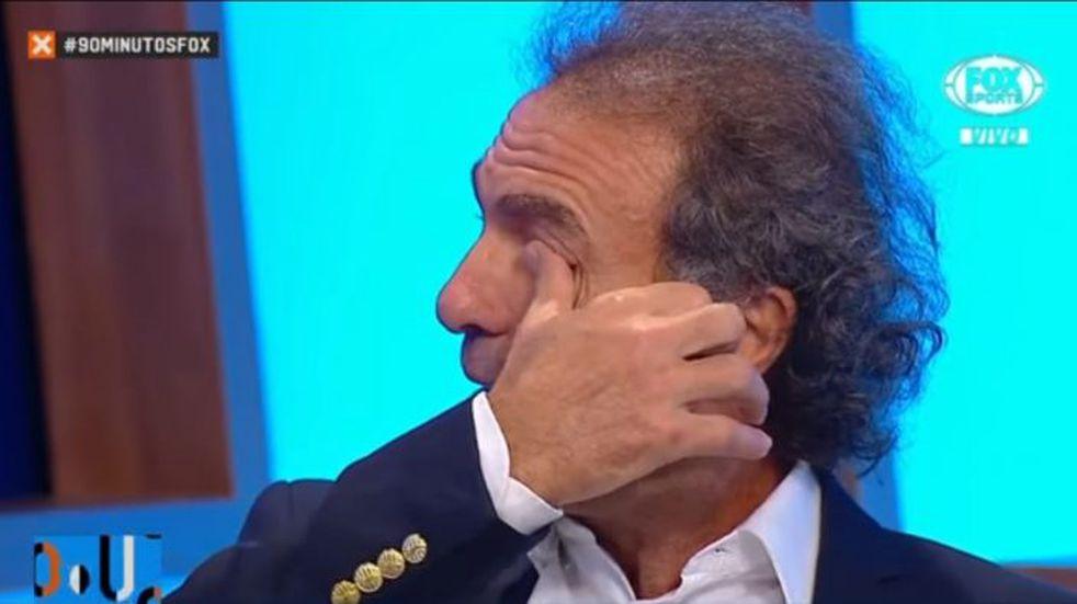 Ruggeri recordó al cordobés Cuciuffo y reveló la verdadera historia de la camiseta azul de Argentina