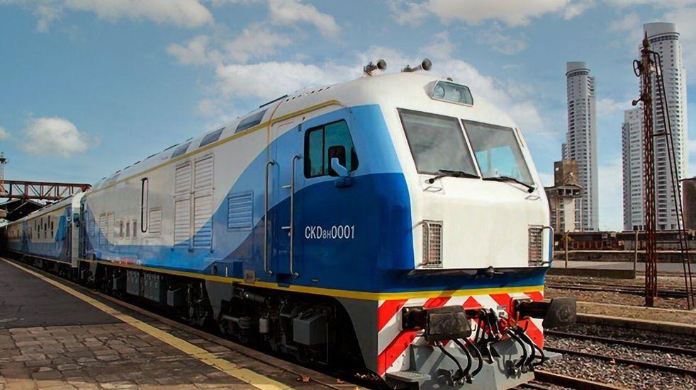 Anuncian la implementación del tren de cercanía entre Rosario y Cañada de Gómez