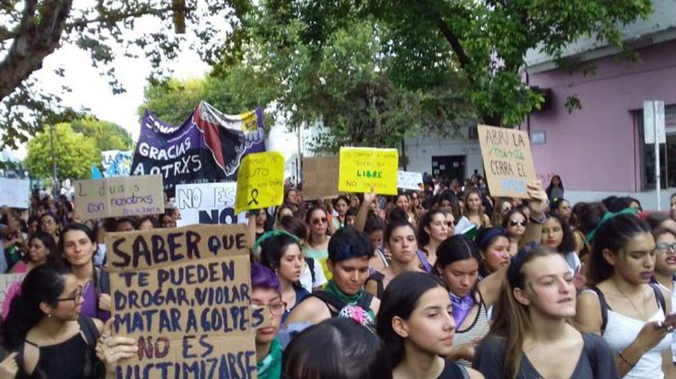 Día de la Mujer: las salteñas marcharán para decirle basta a la violencia machista