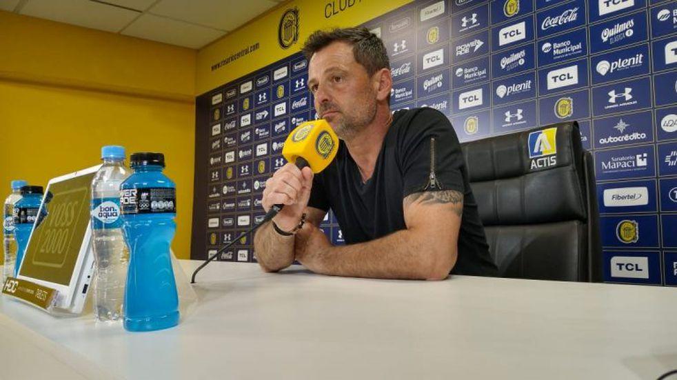 El representante de Diego Cocca confirmó que Central no le renueva el contrato