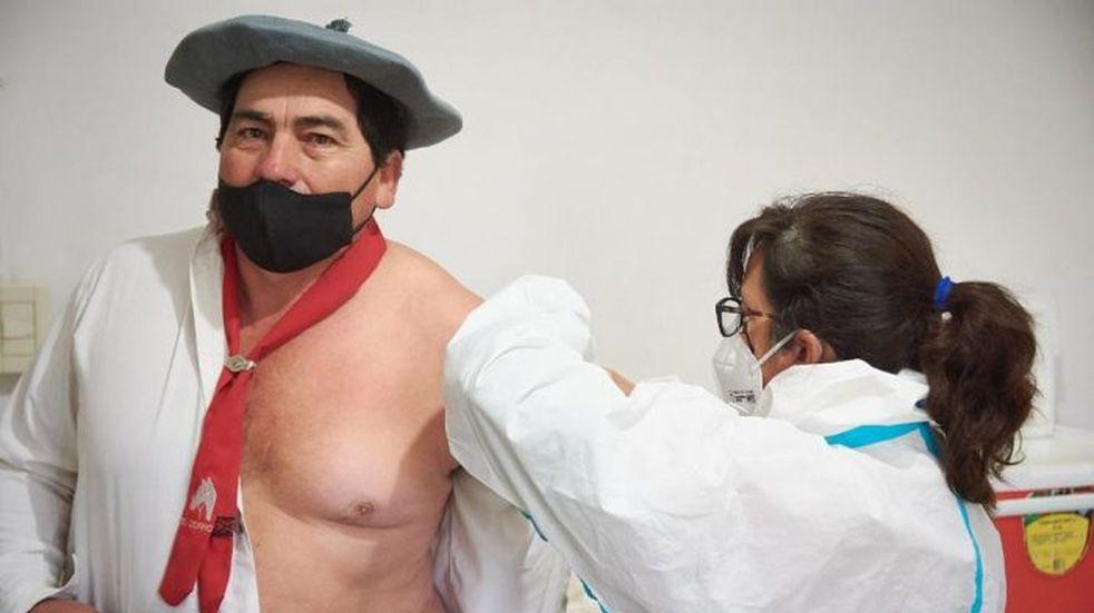 Vacunas Covid-19 en Mendoza: Alvear es el departamento del sur que más inoculó