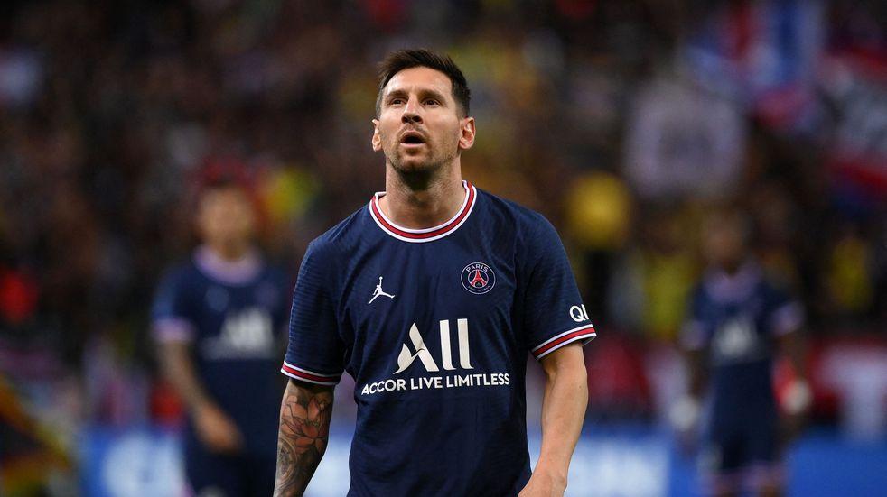 PSG y el efecto Lionel Messi: atrajo nuevos contratos y vendió más camisetas que Neymar