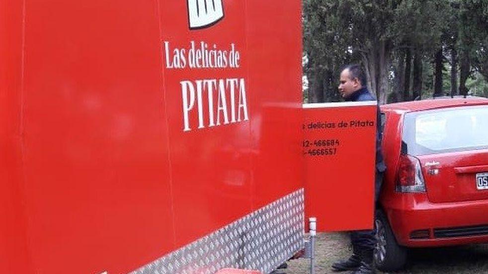 Vandalismo Parque San Martín: No tenían hambre fue para destrozar