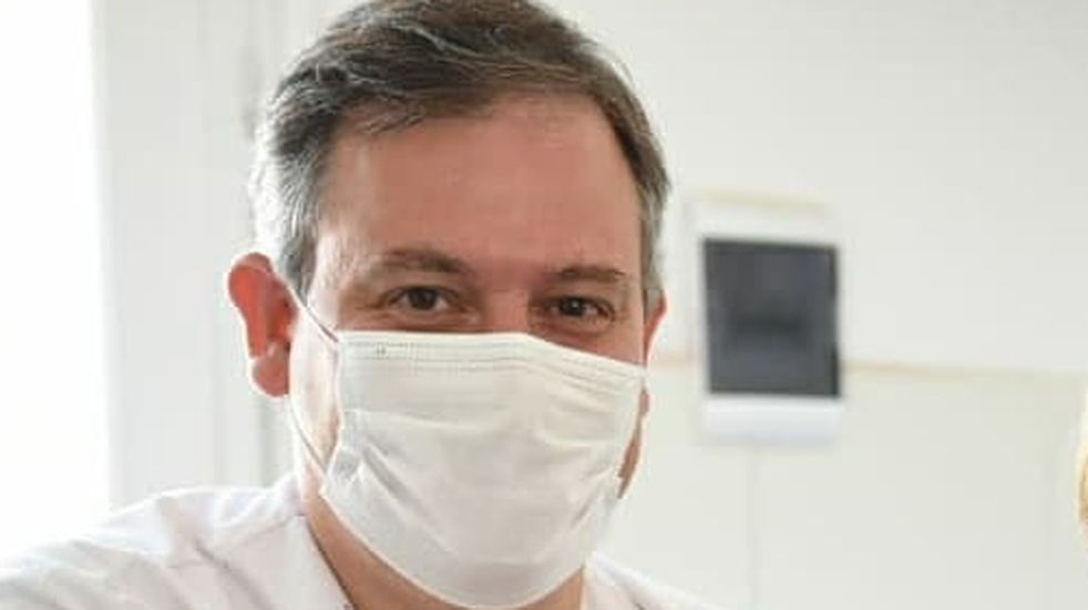 Emilio Scarinci es el nuevo coordinador del 107 de la Zona Salud Rafaela