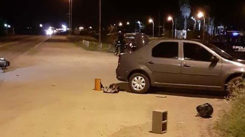 Accidente fatal en Suardi: falleció un joven de 26 años