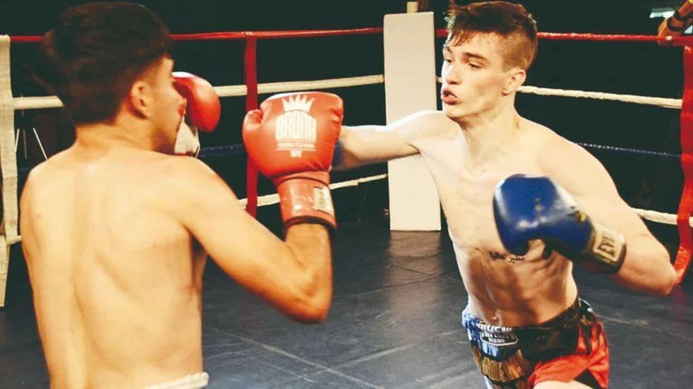 "Rysk Combat: Santiago Blanco enfrentará al ""Kuko"" Bruno"