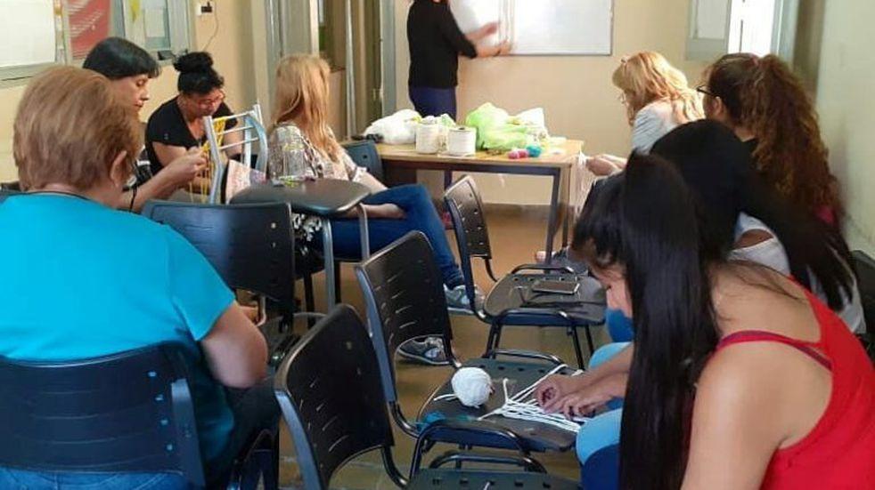 Habrá talleres artísticos gratuitos en la Oficina de Empleo durante enero