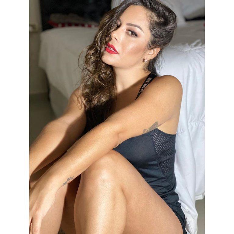 Larissa Riquelme.