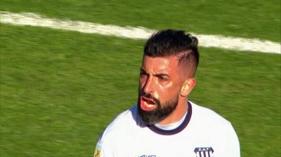 """La bronca de Michael Santos por la derrota de Talleres: """"Lo teníamos controlado"""""""