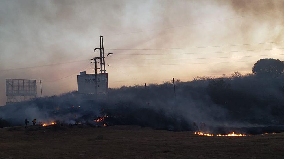 Llaman a indagatoria a los acusados por el incendio en Malagueño