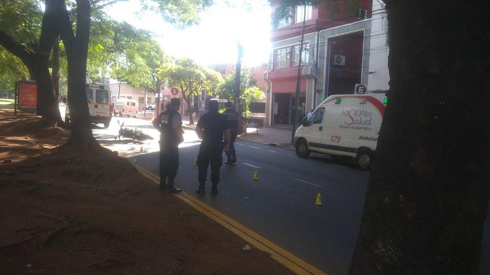 Posadas: reconocido empresario falleció en accidente vial