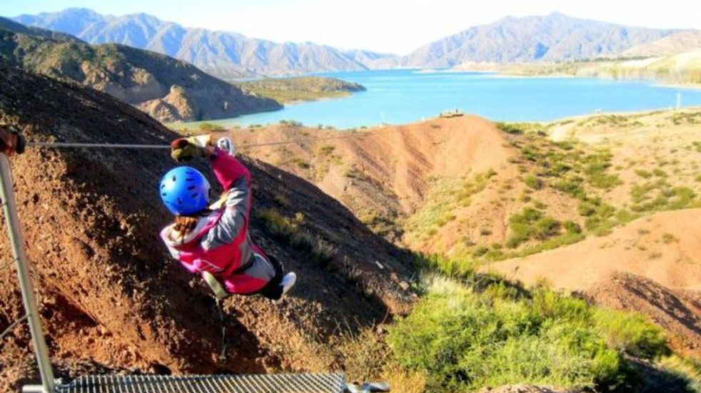 San Rafael con un 90% de ocupación turística