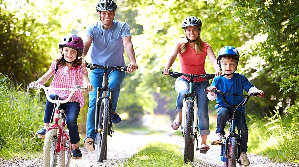 Este fin de semana habrá una bicicleteada familiar y solidaria