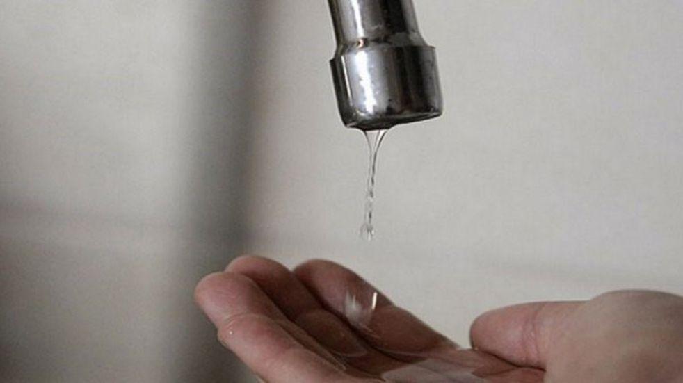 El servicio de agua se verá resentido en Villa Silvina