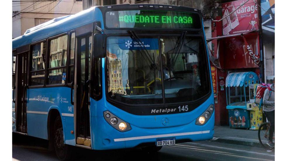 Desde este lunes el boleto de colectivo aumenta un 10% en Rosario