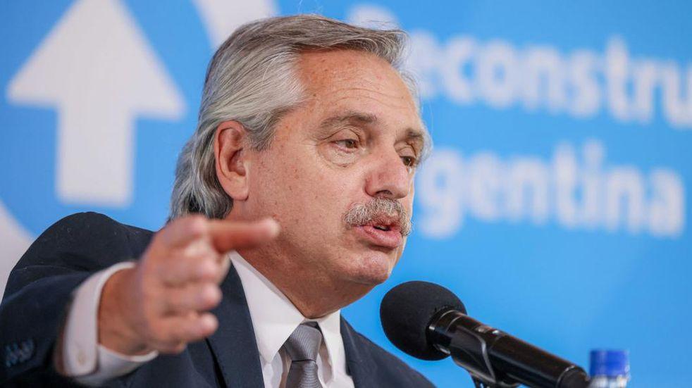 """Alberto Fernández con coronavirus: se encuentra """"estable y asintomático"""""""