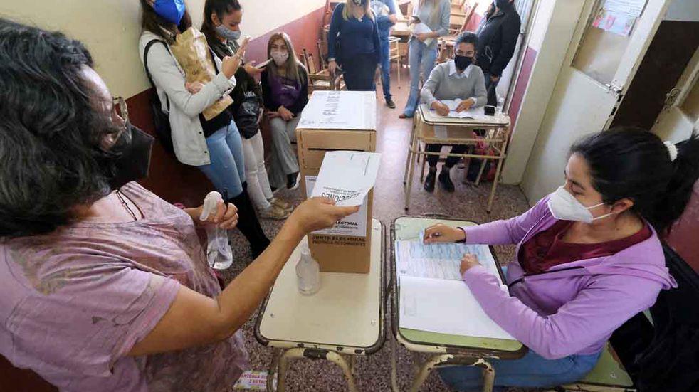 Habrá control sanitario provincial en las PASO de este domingo