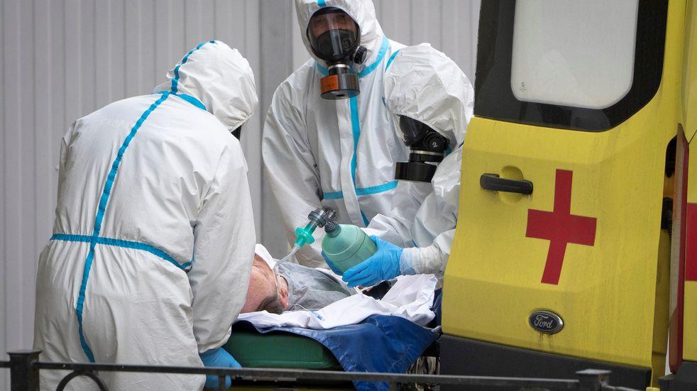 Estados Unidos registra menos de 40.000 casos diarios de coronavirus por primera vez en cinco meses