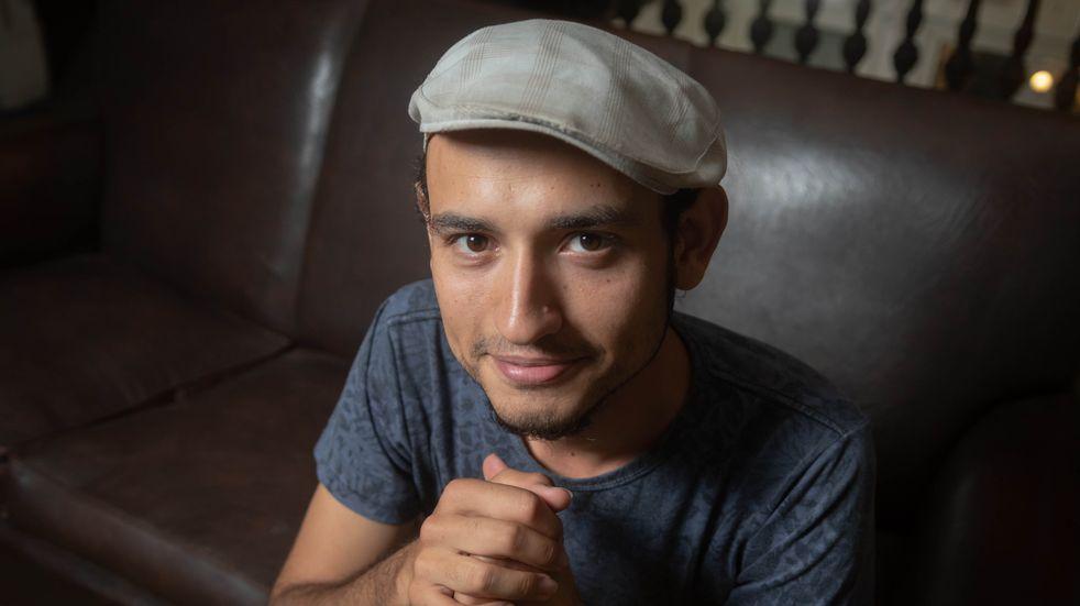 """Nahuel Jofré, el mendocino que ganó el concurso """"Martín Miguel de Güemes un grito de libertad"""""""